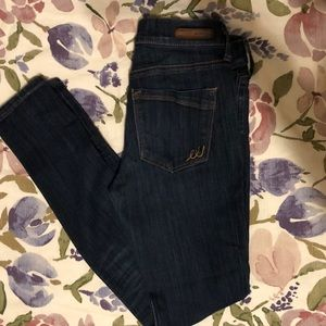 Express Jeans Legging Mid-Rise